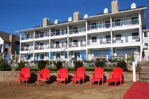 quarterdeck resort
