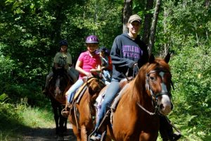 Horseback Riding Near Brainerd MN