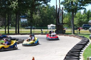 Go Karting in Brainerd Lakes Area