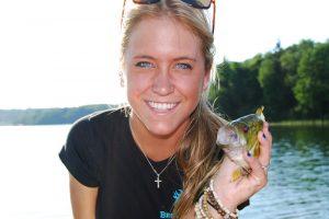 Guided Fishing Trips on Gull Lake