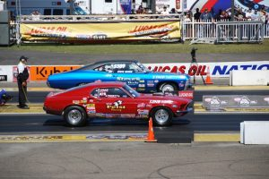 drag racing at brainerd international raceway