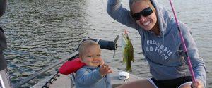 Gull Lake Fishing Trip - Brainerd MN