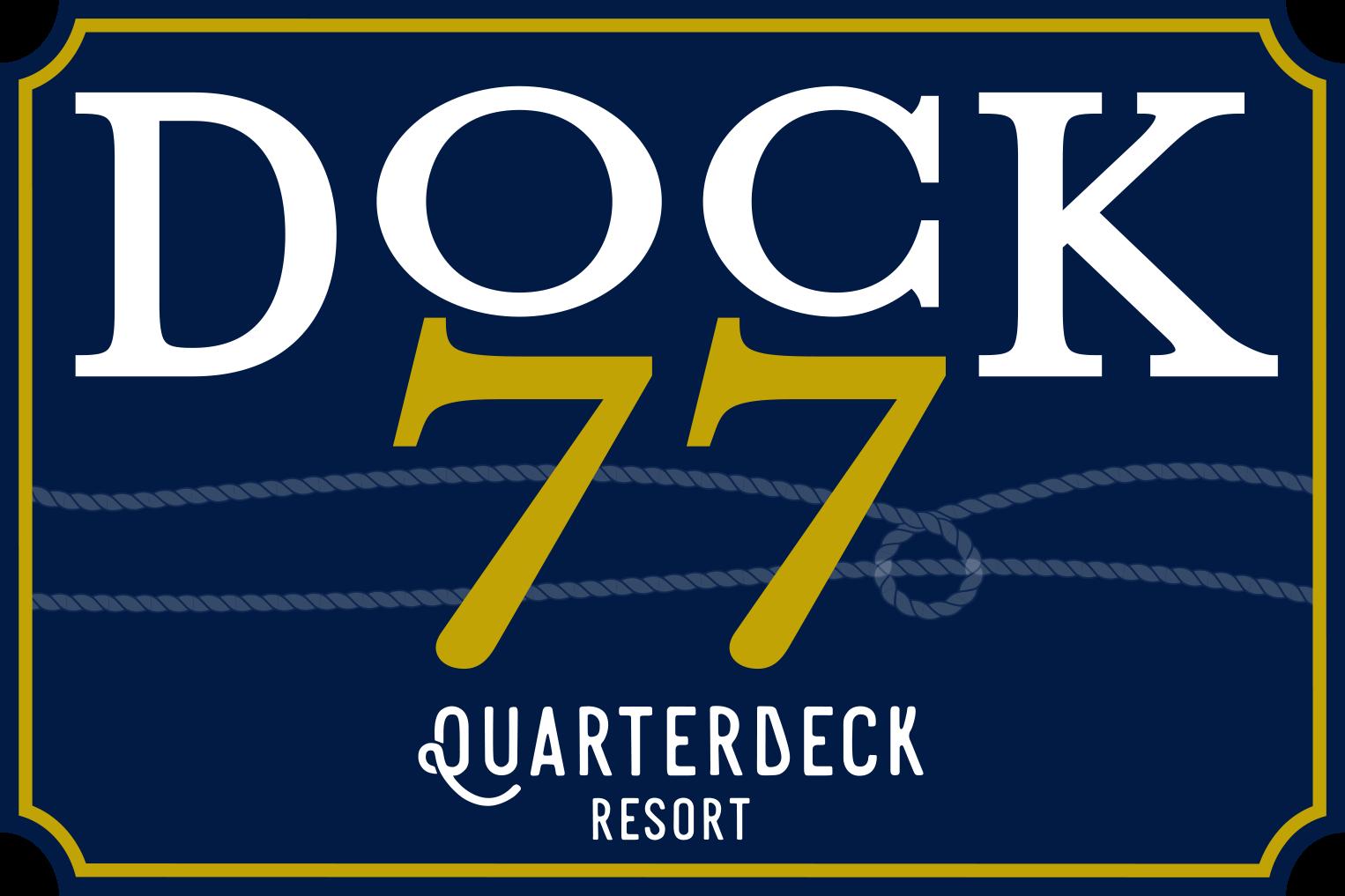 dock 77 logo