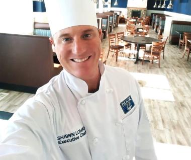 executive chef shawn lowman